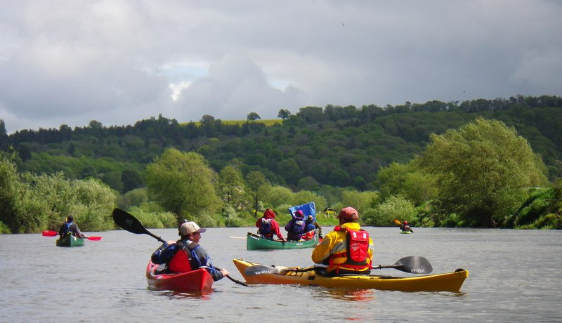 Touring the Wye